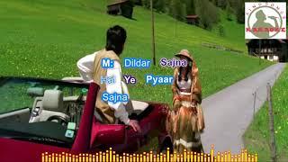 Ho Gaya Hai Tujhko  Hindi karaoke for Male singers with  lyrics