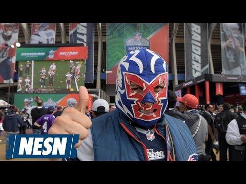 Patriots Vs. Raiders Pregame Show