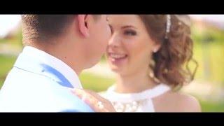 Черешневая свадьба в шатре у воды Руслана и Насти