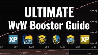Ultimate WvW Booster Guİde — Guild Wars 2 - World vs. World Basics