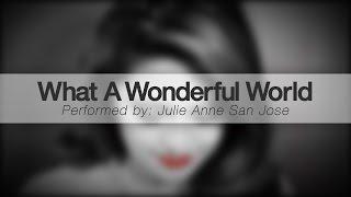 What A Wonderful World Music Video