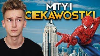 CIEKAWOSTKI i MITY!  Spider-Man
