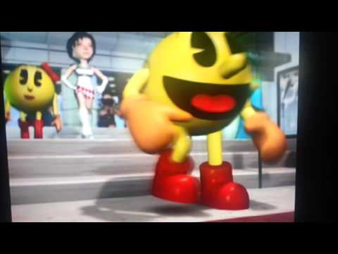Pac-Man Fever Ending Cutscene