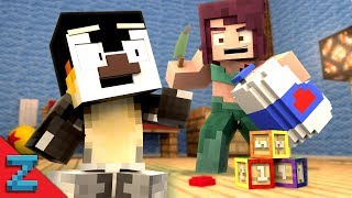 WHO'S YOUR DADDY ANIMATED! (Funny Moments) |The Atlantic Craft| (Minecraft Animation)