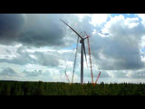 Siemens at a glance - Wind Power and Renewables