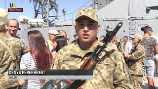 Ukrainian Day Of Naval Forces In Mykolaiv