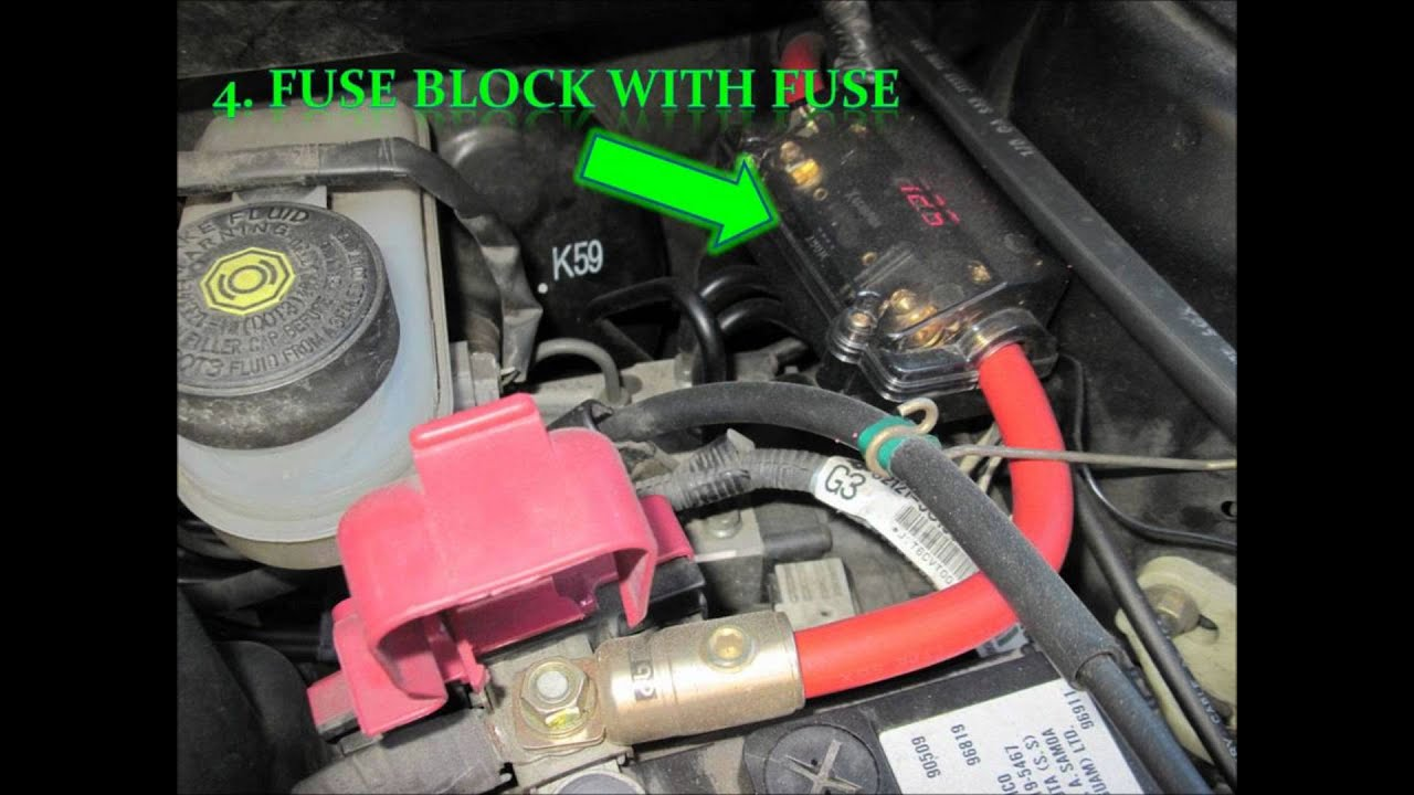 hight resolution of how to install a car power inverter