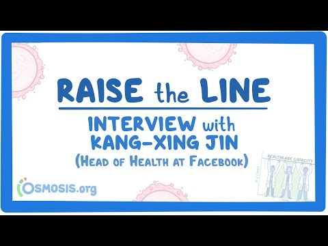 #RaiseTheLine Interview with Kang-Xing Jin- Head of Health at Facebook
