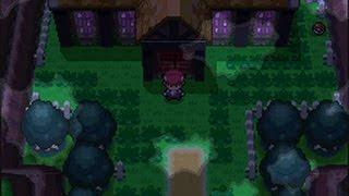포켓몬스터 괴담 숲의 양옥집 살인사건.
