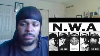 """Baby Dyce Reacts to - N.W.A. """"Hello"""""""
