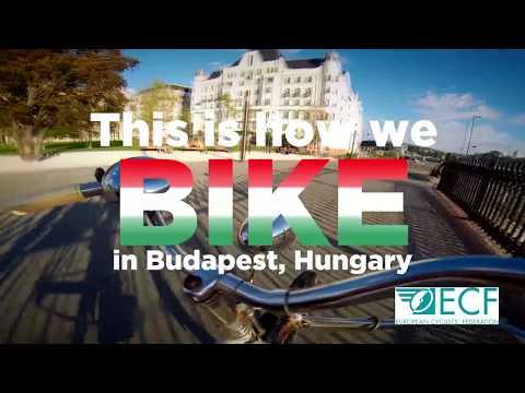 Budapest biking 'hugely popular'