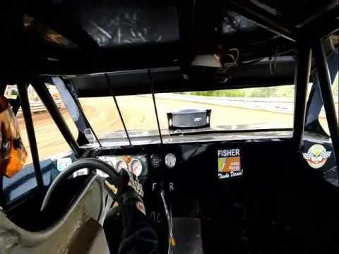 Sean Dawson Hot Laps Only Hagerstown Speedway 050617