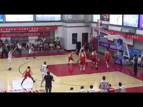 vs Hunan NBL team