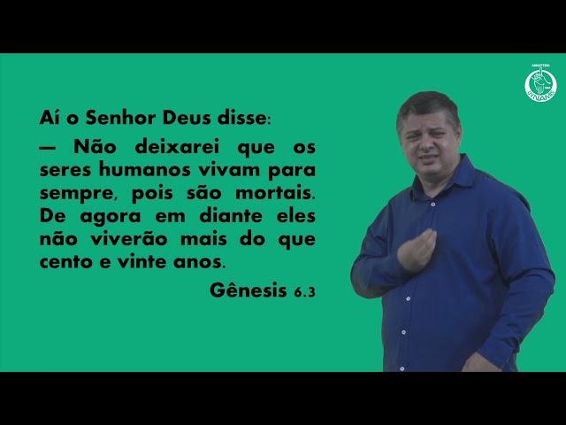 EBD em Libras *Gênesis 6 e 7*