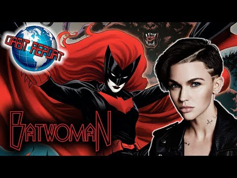 Ruby Rose to Play Batwoman  Orbit Report