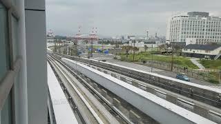 ニュートラム 200系18F列車等