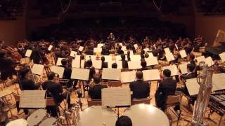 Joe Hisaishi y la New Japan Philharmonic World Dream Orchestra. Int...