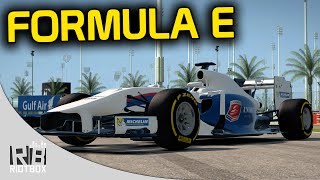 Formula E Mod: Vergne at Monaco - F1 2014 Gameplay
