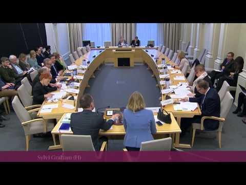 Afghanistankomiteen i høring i Stortinget 17 feb 2017