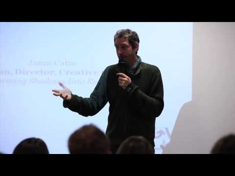 WOW Talks - Wellbeing - Jamie Catto