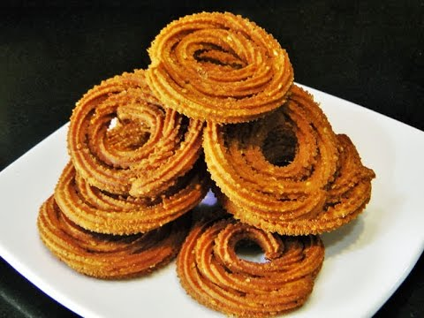भाजणीची कुरकूरीत चकली | Bhajanichi Chakali Murukku Recipe By Madhurasrecipe | Diwali Recipe