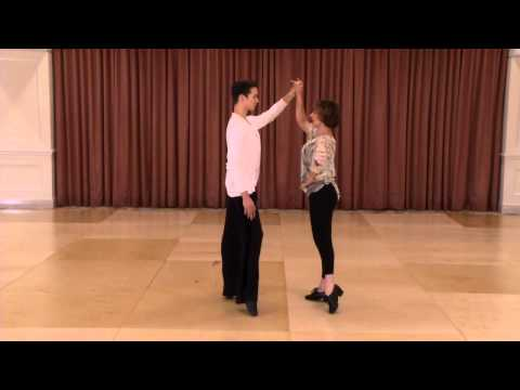 International Rumba Technique & Practical Application by Shirley Ballas