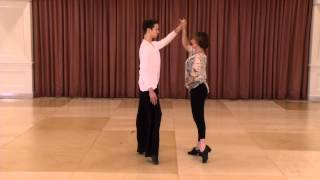 International Rumba Technique & Practical Application - Ballroom Dance DVD