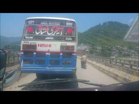Azad Kashmir To Islamabad