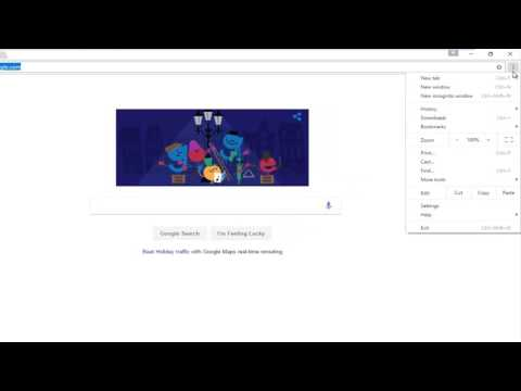 How To Change Default Homepage In Google Chrome