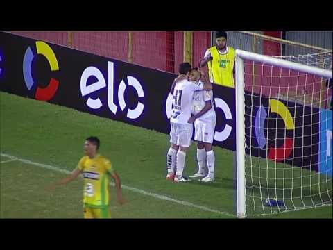 Galvez 0 x 3 Santos - GOLS - Copa do Brasil 2016 - 11/05/2016