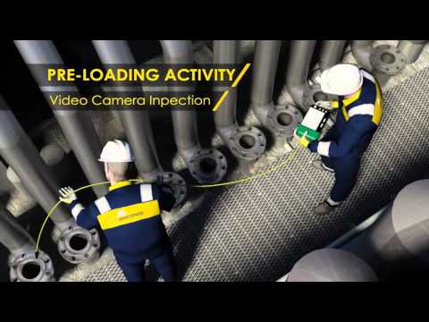 Unidense Loading Technology – Uniloader with Clariant/Haldor Topsoe Catalyst