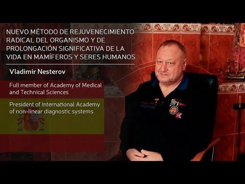 NEW METHOD OF RADICAL ORGANISM REJUVENATION... (Spanish)