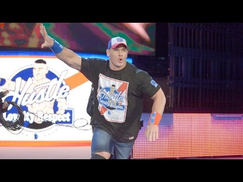 John Cena Tribute 2017 Try To Fight It