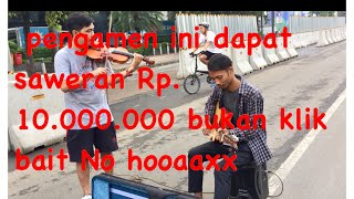 Video Pengamen ini di sawer Rp.10.000.000 bukan klikbait..!!!!! download MP3, 3GP, MP4, WEBM, AVI, FLV Juni 2018