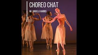Dance Canvas - 'Choreo Chat' - Episode #8 - Angela Harris
