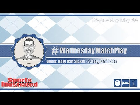 #WednesdayMatchPlay with Gary Van Sickle, Sports Illustrated | Episode No. 099