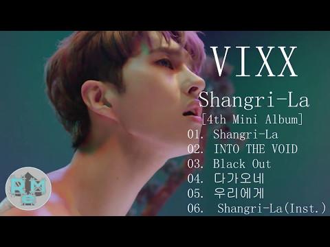 DOWNLOAD VIXX – Shangri-La [4th Mini Album] (MP3)