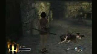 Tenchu Fatal Shadows Game Over