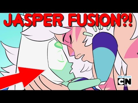 JASPER FUSION?!- Steven Universe Theory & Speculation