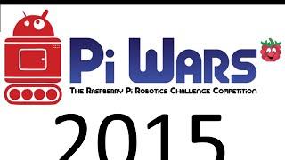 Pi Wars 2015