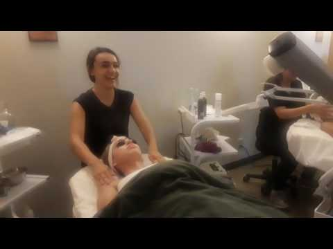30 minute facial competition Palm Beach Academy of Health and Beauty