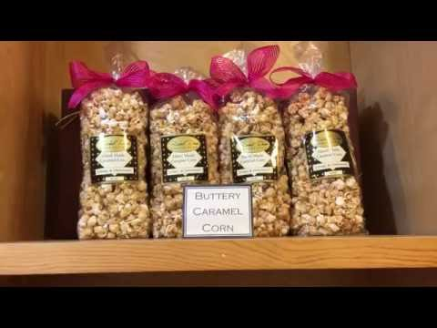 Mac-Senior Visits Rachel Dunn Chocolates