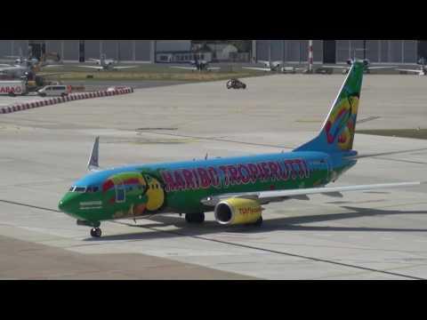 100-subscribers-:-aero-mundos---dusseldorf-airport-spotting