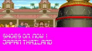 Japan Thailand (Street Fighter II)