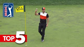 Top 5 Shots of the Week | PGA Championship