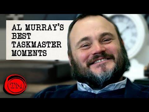 Al Murray's Best Taskmaster Moments