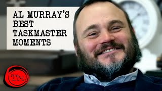 Al Murray's Best Taskmaster Moments