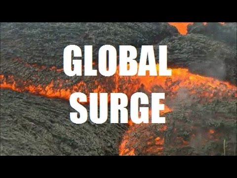 "11/08/2014 -- 3 months of Amazing Volcanic Activity show ""Global Surge"" and World Wide Unrest"