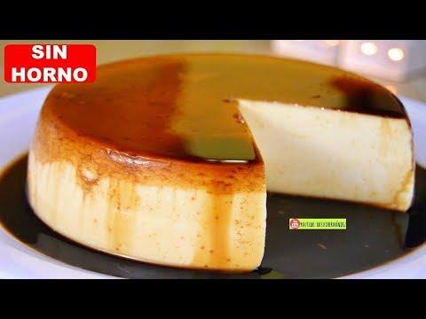 Flan De Naranja Sin Horno Ni Huevos Super Facil Pocos Ingredientes Rosvi Hernandez Youtube