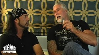 Kevin Nash & X-Pac (Sean Waltman) Full Shoot Interview